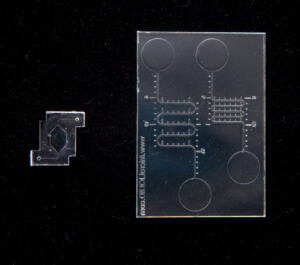 Prototyping microfluidic systems