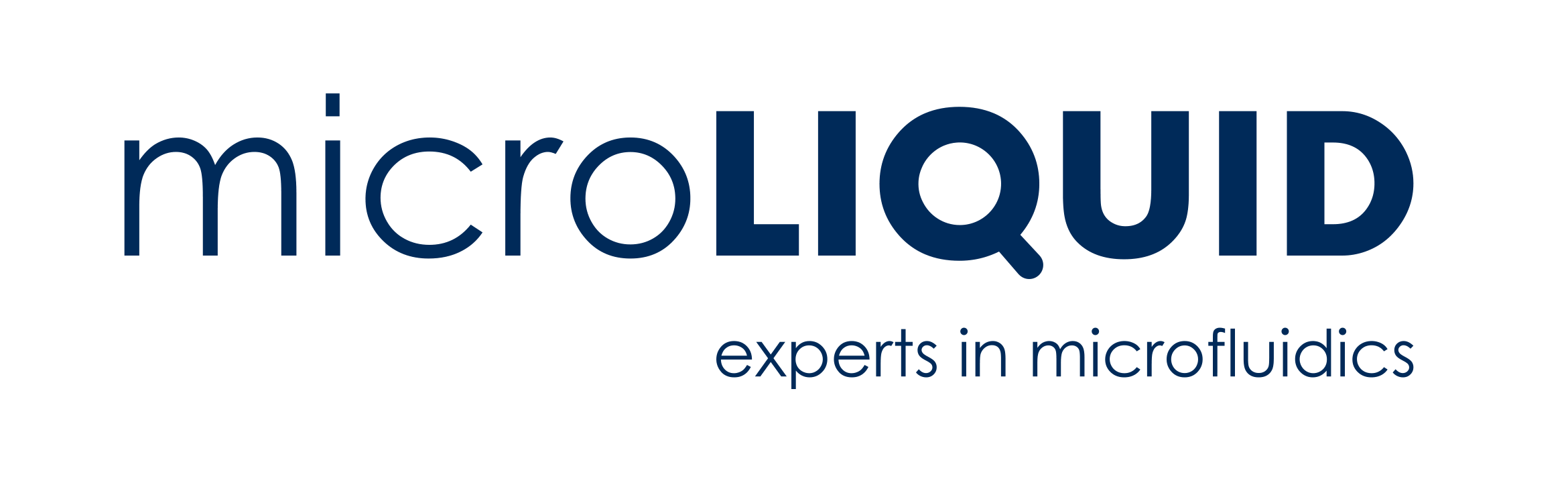microLIQUID. Experts in microfluidics